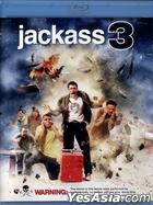 Jackass 3 (2010) (Blu-ray) (Hong Kong Version)