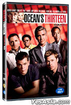 Ocean's Thirteen (DVD) (Korea Version)
