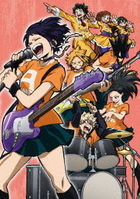 My Hero Academia 4th Vol.6 (DVD)(Japan Version)