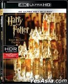 Harry Potter and the Half-Blood Prince (2009) (4K Ultra HD + Blu-ray) (Hong Kong Version)