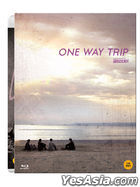 One Way Trip (Blu-ray) (2-Disc) (Outcase + Booklet + Postcards) (Korea Version)