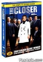 Closer The Complete Second Season (DVD) (Korea Version)