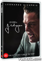 J. Edgar (DVD) (Korea Version)