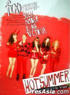 f(x) Vol. 1 (Repackage Album) - Hot Summer