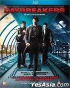 Daybreakers (Blu-ray) (Hong Kong Version)