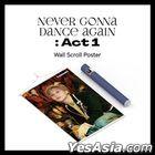 SHINee: Tae Min - Wall Scroll Poster