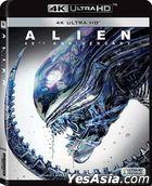 Alien (1979) (4K Ultra HD Blu-ray) (Hong Kong Version)