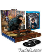 Fantastic Beasts and Where to Find Them (2016) (Blu-ray) (3D + 2D) (2-Disc Limited Edition) (Taiwan Version)