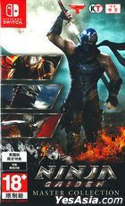 Ninja Gaiden Master Collection (Asian Chinese Version)