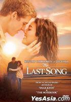 The Last Song (2010) (DVD) (Hong Kong Version)