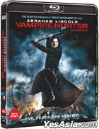 Abraham Lincoln: Vampire Hunter (Blu-ray) (2D) (Black Elite Case) (First Press Limited Edition) (Korea Version)