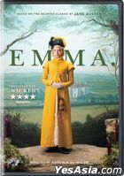 Emma. (2020) (DVD) (US Version)