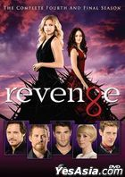 Revenge (DVD) (The Complete Fourth And Final Season) (Hong Kong Version)