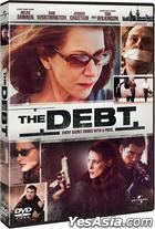 The Debt (2010) (DVD) (Hong Kong Version)