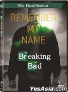 Breaking Bad (DVD) (The Final Season) (Hong Kong Version)