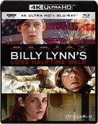 Billy Lynn's Long Halftime Walk (4K Ultra HD + Blu-ray) (Japan Version)