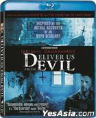 Deliver Us From Evil (2014) (Bluray) (Hong Kong Version)