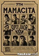 Super Junior Vol. 7 - Mamacita (Version B)