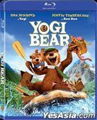Yogi Bear (2011) (Blu-ray) (Hong Kong Version)
