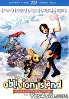 Oblivion Island: Haruka And The Magic Mirror (2009) (Blu-ray + DVD Combo) (US Version)