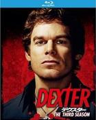 Dexter - The Third Season Blu-ray Box (Blu-ray) (Japan Version)