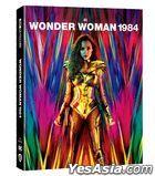 Wonder Woman 1984 (2020) (4K Ultra HD + Blu-ray + Poster) (Digibook) (Hong Kong Version)
