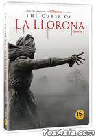 The Curse of La Llorona (DVD) (Korea Version)