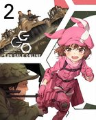 Sword Art Online Alternative Gun Gale Online Vol.2 (Blu-ray) (Limited Edition) (Japan Version)