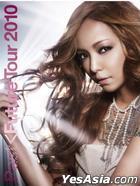 安室奈美惠 - Past Future Tour 2010 (DVD) (韓國版)