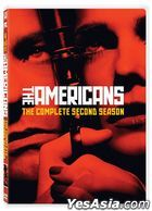 The Americans (DVD) (The Complete Second Season) (US Version)
