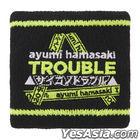 ayumi hamasaki - TROUBLE TOUR 2020 A - Saigo no Trouble - Wristband