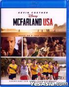 McFarland, USA (2015) (Blu-ray) (Hong Kong Version)