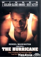 The Hurricane (DVD) (Hong Kong Version)
