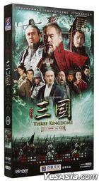 三國 (2010) (DVD) (1-95集) (完) (中國版)