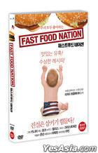 Fast Food Nation (DVD) (Korea Version)