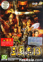 History of The Three Kingdoms 13 (Chinese Version) (DVD Version)