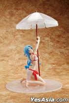 Sword Art Online II : Asuna Sexy Bikini de Parasol 1:7 Pre-painted PVC Figure