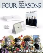 TEMPT FOUR SEASONS 2020 : Box Set
