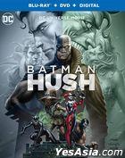 Batman: Hush (2019) (Blu-ray + DVD + Digital) (US Version)