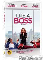 Like a Boss (DVD) (Korea Version)