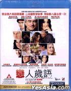 The Ages Of Love (2011) (Blu-ray) (Hong Kong Version)
