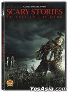 Scary Stories to Tell in the Dark (2019) (DVD) (US Version)