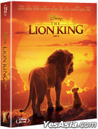 The Lion King (2019) (Blu-ray) (Steelbook Limited Edition) (Korea Version)