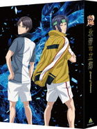 The New Prince of Tennis: Hyoutei VS Rikkai - Game of Future Blu-ray BOX (Blu-ray) (Special Edition) (Japan Version)