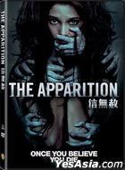 The Apparition (2012) (DVD) (Hong Kong Version)