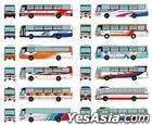 The Bus Collection Part 14