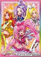 Character Sleeve : Precure All Stars Spring Carnival Sweet Precure (EN-058)