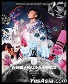 Amazing World Live 2011 Karaoke (3DVD + 2CD) (Special Version) (With Album Poster)