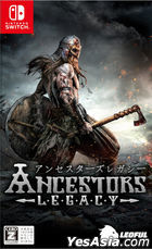 Ancestors Legacy (Japan Version)