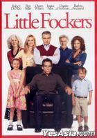 Little Fockers (2010) (DVD) (Hong Kong Version)